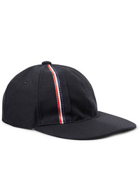 Gorra de béisbol azul marino de Thom Browne
