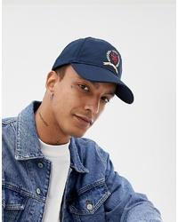 Gorra de béisbol azul marino de Tommy Jeans