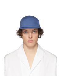Gorra de béisbol azul de Jacquemus
