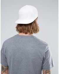 ... Gorra de béisbol blanca de Vans 0dbc87b911e