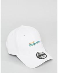 Gorra de Béisbol Blanca de New Era
