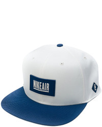 Gorra de Béisbol Blanca de Nike