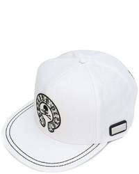 Comprar una gorra de béisbol blanca Philipp Plein  f7ec44d9c70
