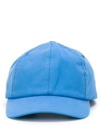 Gorra de béisbol celeste de AMI Alexandre Mattiussi