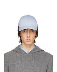 Gorra de béisbol celeste de Thom Browne