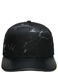 Gorra de béisbol de cuero