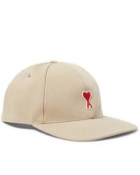 Gorra de béisbol en beige de Ami