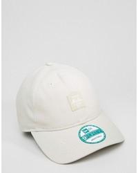Gorra de béisbol en beige de New Era