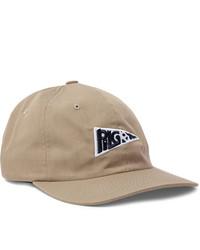 Gorra de béisbol en beige de Pilgrim Surf + Supply
