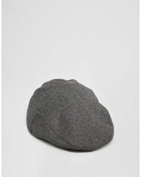 Gorra de béisbol en gris oscuro de Brixton
