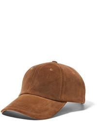 Gorra de béisbol en tabaco