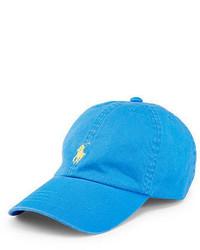 Gorra de béisbol en turquesa