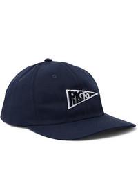 Gorra de béisbol estampada azul marino de Pilgrim Surf + Supply