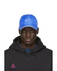 Gorra de béisbol estampada azul de Nike