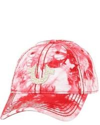 Gorra de béisbol estampada
