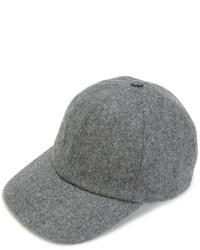 Gorra de béisbol gris de Eleventy