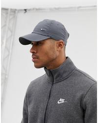 Gorra de béisbol gris de Nike