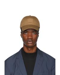 Gorra de béisbol marrón claro de Tiger of Sweden