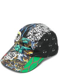 Gorra de béisbol negra de Kenzo