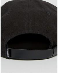 ... Gorra de béisbol negra de Vans ... a9d0d2f57e2