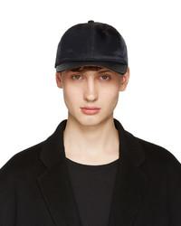 Gorra de béisbol negra de rag & bone