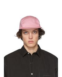 Gorra de béisbol rosada de Jacquemus