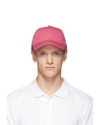 Gorra de béisbol rosada de Tiger of Sweden