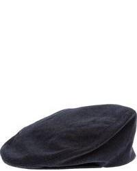 Gorra inglesa azul marino de Dondup