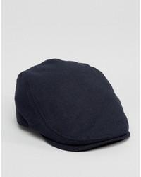 Gorra inglesa azul marino de Goorin Bros.