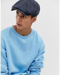 Gorra inglesa azul marino de Ted Baker