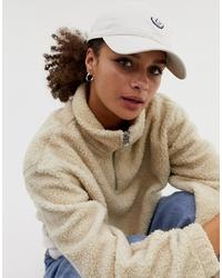 Gorra inglesa blanca de adidas Originals