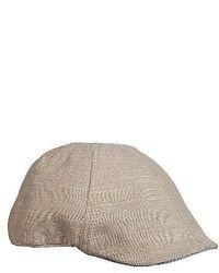 Gorra inglesa en beige