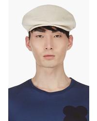 Gorra inglesa en beige de Burberry