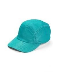 Gorra inglesa en turquesa