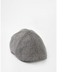 Gorra inglesa gris de Goorin Bros.