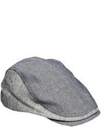 Gorra inglesa gris de Ted Baker