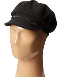 Gorra inglesa negra