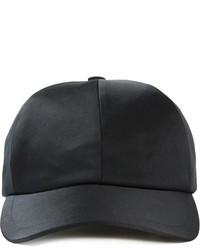 Gorra inglesa negra de Alexander Wang