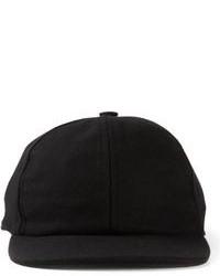 Gorra inglesa negra de Carven