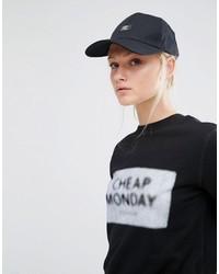 Gorra inglesa negra de Cheap Monday