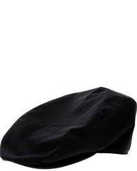 Gorra inglesa negra de Dolce & Gabbana