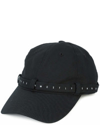 Gorra Inglesa Negra de MOSTLY HEARD RARELY SEEN