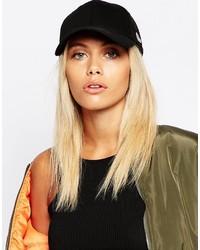 Gorra inglesa negra de New Era