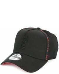 Gorra inglesa negra de P.E Nation