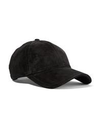 Gorra inglesa negra de Rag & Bone