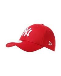 Gorra Inglesa Roja de New Era