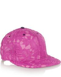 Gorra inglesa rosa de House of Holland