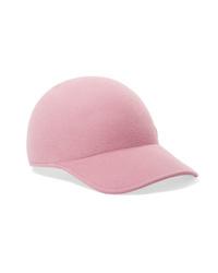 Gorra inglesa rosada de Maison Michel