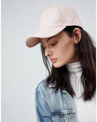 Gorra inglesa rosada de New Era