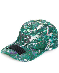 Gorra inglesa verde de Y-3
